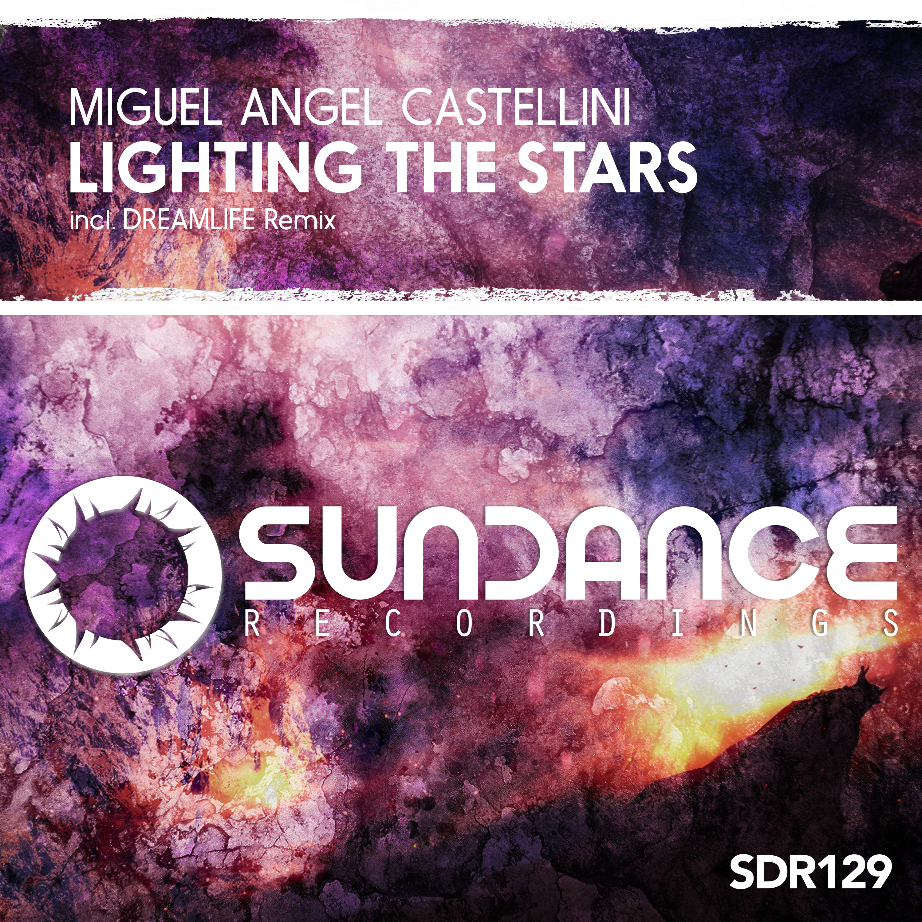 Miguel Angel Castellini – Lighting The Stars (DreamLife Remix)
