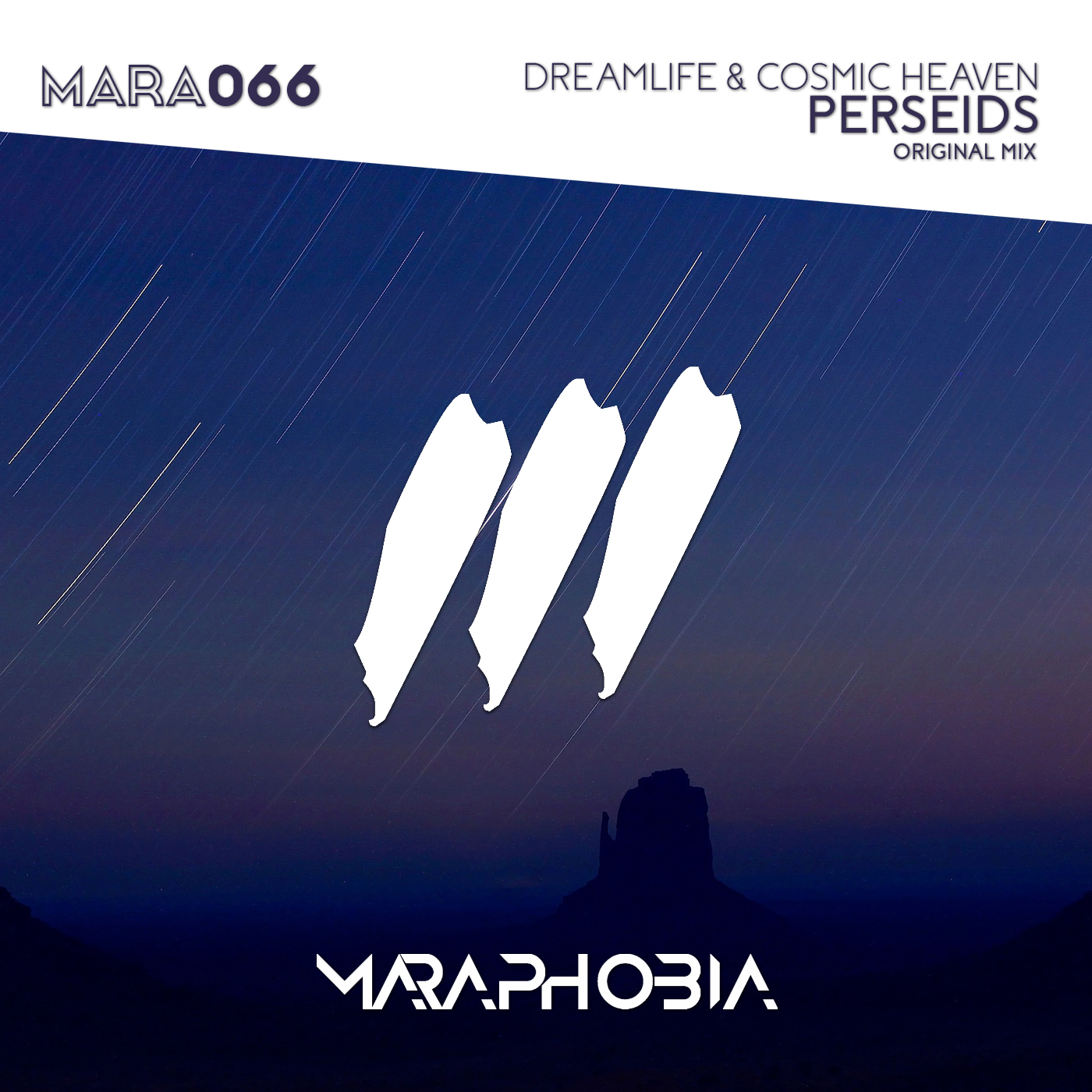 DreamLife & Cosmic Heaven - Perseids (Original Mix)