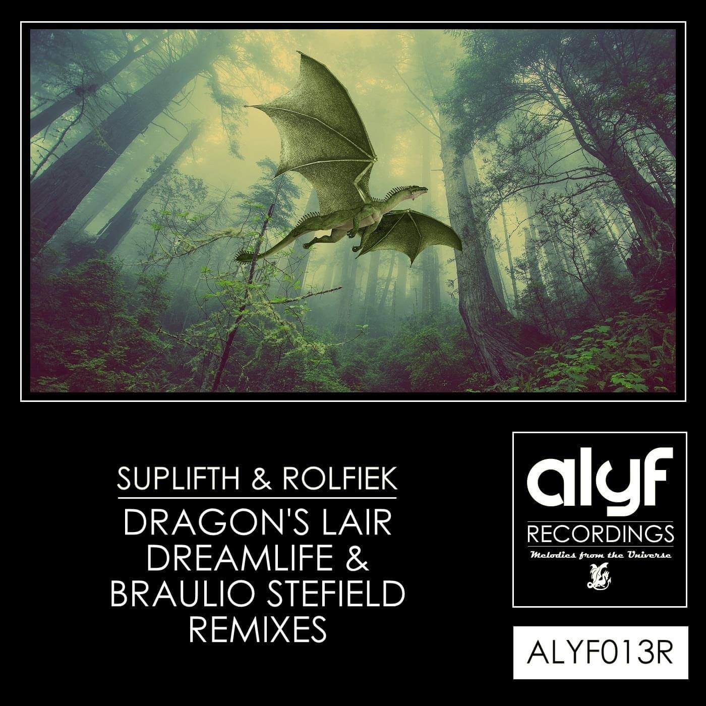 Suplifth & Rolfiek - Dragon's Lair (DreamLife Remix)