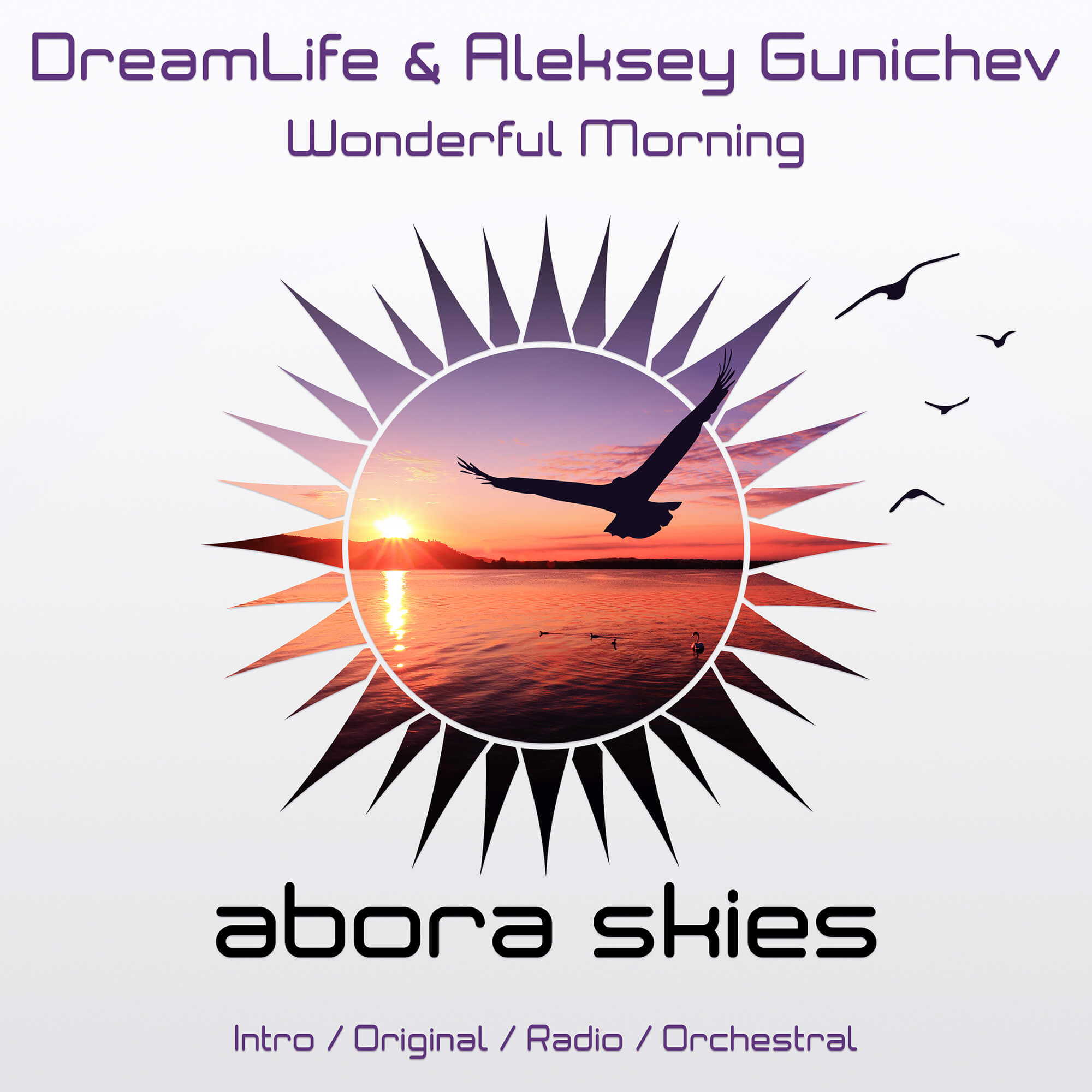DreamLife & Aleksey Gunichev - Wonderful Morning