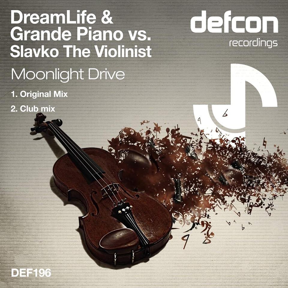 DreamLife & Grande Piano vs. Slavko The Violinist - Moonlight Drive