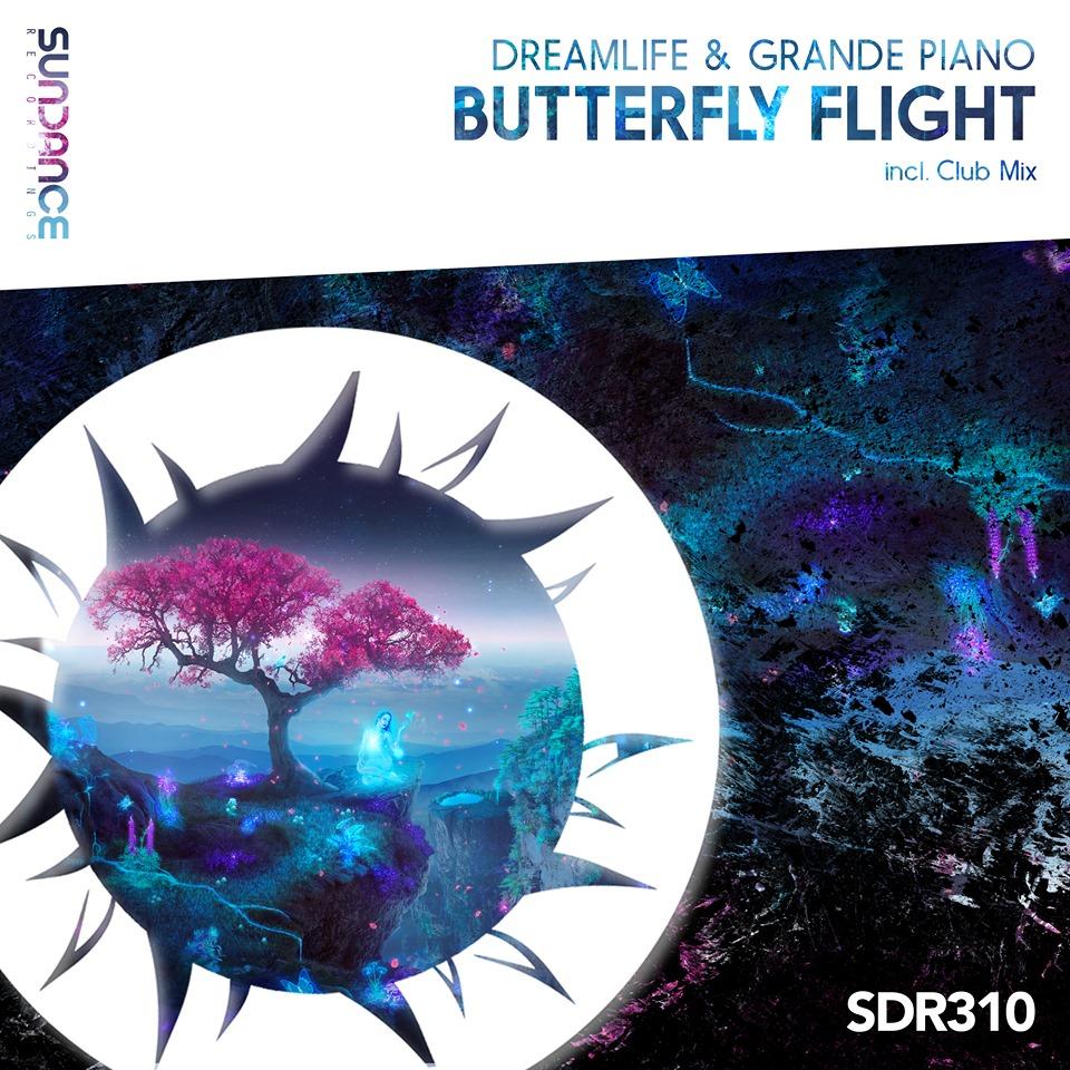 DreamLife & Grande Piano – Butterfly Flight