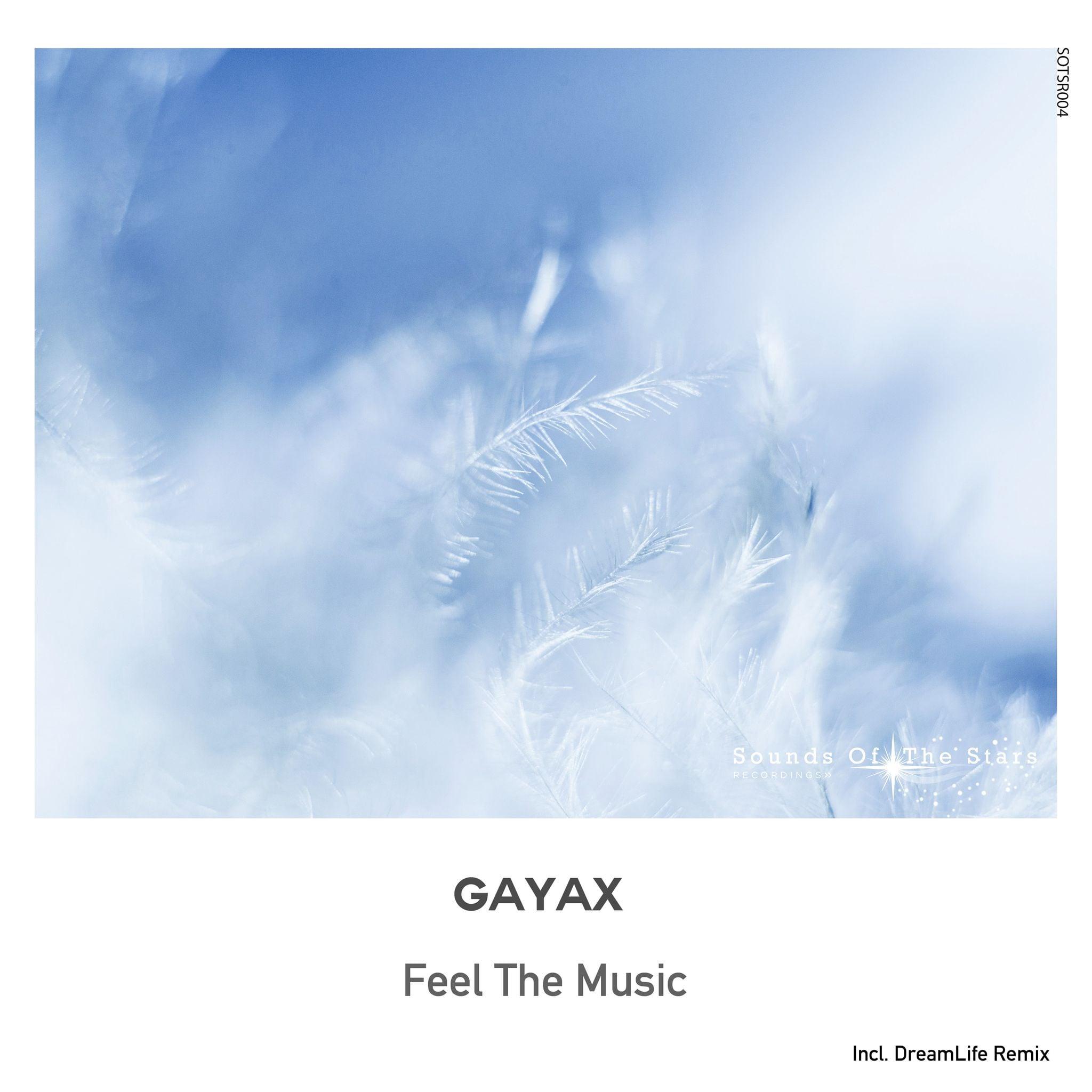 Gayax - Feel The Music (DreamLife Remix)